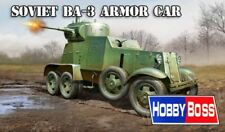 Hobby Boss 1/35 Russian BA-3 Armoured Car # 83838