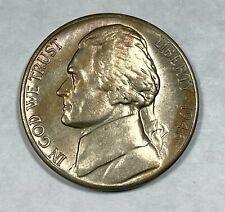 1946-S  Jefferson Nickel  Uncirculated