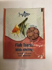 FISH SCIENCE FISH TREATS STICK ON GLASS TABLETS WITH SHRIMP & GARLIC SCIENCE