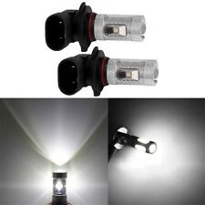 2pcs 9145 9140 H10 7000K White High Power 30W LED Bulbs For Driving Fog Light LN