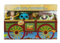Disney Pixar Toy Story Andy's Toy Chest Retro Figure 4pk