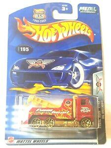 2003 Hot Wheels    FINAL RUN 1 of 12    #195   RIG WRECKER