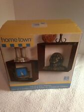 Home Town Shadow Box Shelves Brand New in Box