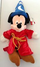 """**New with Tag** Disney Store Sorcerer Mickey 13"""" Plush"""