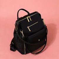 Convertible Water Resistant Backpack Rucksack Daypack Purse Shoulder Bag Hobo