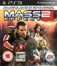 Mass Effect 2 ~ Ps3 (en Perfectas Condiciones)