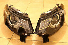 LAND ROVER DISCOVERY SPORT FRONT XENON LIGHTS HEADLIGHTS RHD UK SET OF 2