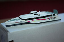 Commodore Liberation Channel Isle ferry model in 1250 scale Mountford Models