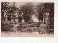 LAMARCHE - Brücke auf dem Mouzon (J1445)