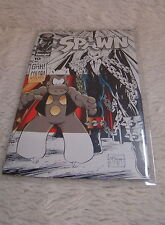 Image Comics Spawn #10 May 1993 Book with Protective Sleeve, NM Condition