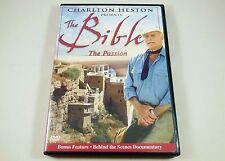 Charlton Heston Presents the Bible - The Passion DVD Charlton Heston
