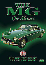 The MG On Show (DVD, 2010) - New