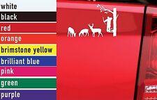 Bear Tracks Hunting Vinyl Sticker Decal Car-Truck Laptop-Netbook 1466