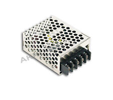 24V DC 0,625A 15W Case Netzteil SNT - Meanwell RS15-24