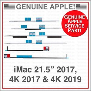 "NEW Apple OEM 076-00331 Adhesive Repair Kit for iMac 21.5"" 2017 & 2019 4K A1418"