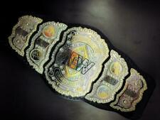 AEW HEAVYWEIGHT WRESTLING CHAMPION TV ACCURATE BELT REPLICA |Custom Name Plates|