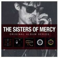 SISTERS OF MERCY - ORIGINAL ALBUM SERIES - 5CD BOX SIGILLATO 2009
