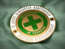 German Badge Emblem Classic Grille Plaque Porsche Mercedes BMW VW Audi #420