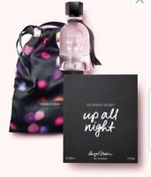 $68 VICTORIAS SECRET ANGEL STORIES UP ALL NIGHT PERFUME EDP 1.7 oz 50 ml Sealed