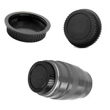 For Canon EOS Rebel EFS EF EF-S mount EF Lens DSLR SLR Rear Lens Cap Cover
