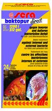 sera baktopur direct 24 Tabletten gegen bakterlelle Infektionen bei Zierfischen