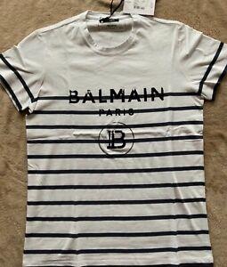 Orig. Hr. Tshirt von Balmain Paris  Gr. L NEU m. Etikett OVP