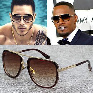 Fashion Oversized Square Sunglasses ONE Men's Women Outdoor Shades Glasses UV400