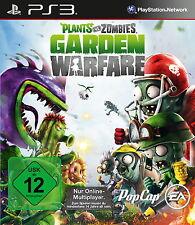 SONY PS3 Pflanzen gegen Zombies: Garden Warfare PlayStation 3 OVP deutsch Online
