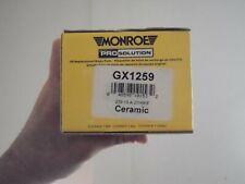 Monroe GX1259 ProSolution Ceramic Brake Pad