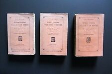 Massarani STORIA E FISIOLOGIA DELL'ARTE DI RIDERE 3 volumi HOEPLI prima ed.1900