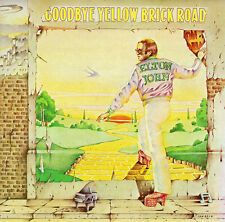 Elton John ~ Goodbye Yellow Brick Road CD 1995 Collectible Like New Condition