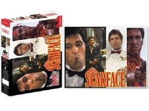 Scarface Panels 1000piece Jigsaw Puzzle Tony Montana Al Pacino Oliver Stone