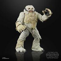 "Wampa 40th Anniversary Black Series 6"" Figure Star Wars ESB Exclusive Hoth"