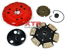 XTR RACING STAGE 3 CLUTCH KIT VOLKSWAGEN VW CABRIO GOLF GTI JETTA 2.0L SOHC MK3