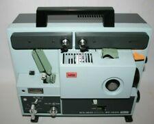 "Super 8 Projektor Elmo Sound ST 1200 Magnetic Optisch Top Beschreibung lesen"""""""