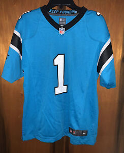 NWT Nike NFL Carolina Panthers Cam Newton Jersey. Youth Large/See Description