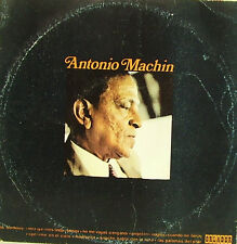 ANTONIO MACHIN-MISMO TITULO 1971 (10 INCH) SPAIN GOOD COVER CONDITION-GOOD VINYL