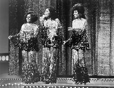 The Supremes Motown Group 10x8 Glossy Music Photo Print Picture