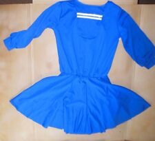 NWT Schoolgirl uniform DANCE COSTUME medium child 10C Sailor theme Sound o music
