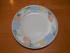 Mikasa Ultra Ceram GARDEN POETRY UP154 Set of 7 Salad Plates 8 in