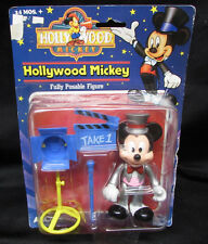 80s RARE ARCO HOLLYWOOD ACTOR MICKEY MOUSE FULLY POSABLE FIGURE NIP **NICE**