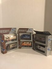 "AHL Hartoy 1991  ""HERSHEY's CHOCOLATE"" Complete Set Mack Model Trucks 1/64 Scale"