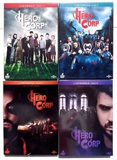 INTEGRALE 14 DVD / HERO CORP - SAISON 1.2.3.4 / LA SAISON 4 EST NEUVE SOUS CELLO