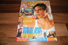 POPCORN   9 / 2001 -- Josh Hartnett vs. Ben Affleck Backstreet Boys Aaron Carter
