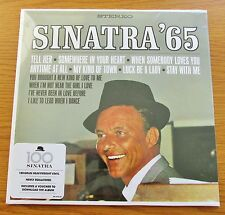 FRANK SINATRA Sinatra '65 VINYL LP 2015 RE-ISSUE 180g + DOWNLOAD NEW SEALED