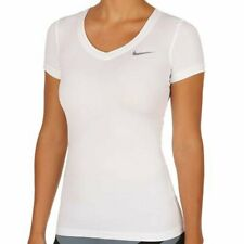 Nike Victory Baselayer Short Sleeve Tee White, 824399-100