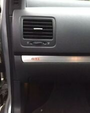 Mk5 Mk6 Mk7 Golf GTD Dash Trim Sticker