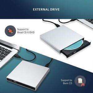 External Drive USB 2.0 Optical Drive Burner Blu Ray Player CD / DVD