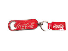Coca-Cola Key-Chain Bottle Opener Hiking Picnics Tailgate Cookout BBQ- BRAND NEW