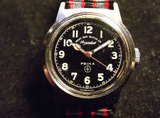 WEST END WATCH CO. PRIMA - MILITARY WW2 - VINTAGE '40 - SWISS MADE - MANUAL WIND